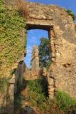 希腊修道院 免版税库存照片