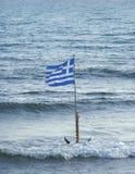 希腊危机 库存照片