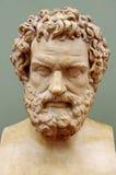 希腊哲学家希波克拉底 库存照片