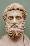 希腊哲学家 免版税库存照片