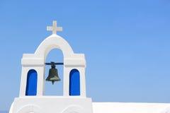 希腊大教堂 图库摄影