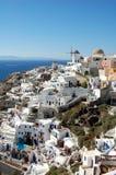 希腊海岛天堂 免版税图库摄影
