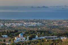 希腊海岛kos 库存照片