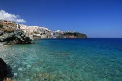希腊海岛syros 库存图片