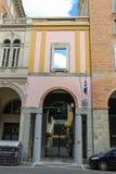 希腊的大厦领事馆在意大利 boleyn 免版税图库摄影