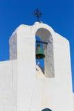 希腊的教会 库存照片