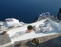 希腊的童话 免版税图库摄影