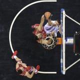 希腊篮子同盟比赛Paok对Kifisia 图库摄影