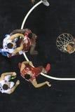 希腊篮子同盟比赛Paok对Kifisia 免版税库存照片