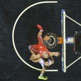 希腊篮子同盟比赛Paok对Kifisia 库存照片