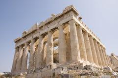 希腊纪念碑 图库摄影