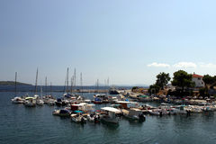 希腊节假日 免版税库存照片