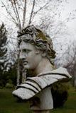 希腊雕象 图库摄影