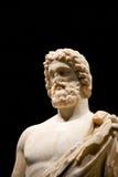 希腊鼻子雕塑 免版税库存照片