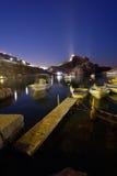 希腊,罗得岛海岛 图库摄影