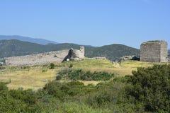希腊, Eastmacedonia,卡瓦拉 免版税图库摄影