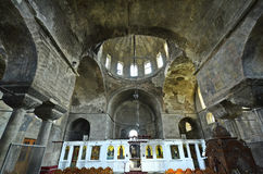 希腊, Feres,中世纪教会 库存照片