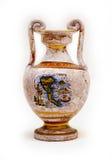 希腊水罐 库存图片