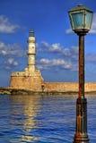 希腊- Chania 免版税库存图片
