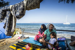 希腊- Kos小岛 免版税库存图片