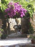 希腊monemvasia 免版税库存照片