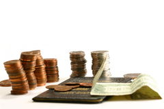 帐户储蓄 免版税图库摄影