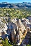帐篷岩石 库存照片
