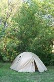 帐篷 免版税库存图片