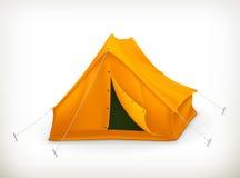帐篷 向量例证