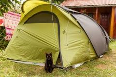 帐篷 免版税图库摄影