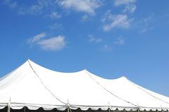 帐篷 免版税库存照片