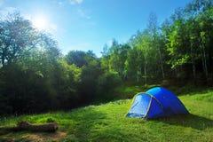 帐篷 库存照片