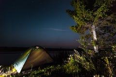 帐篷 库存图片