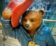 帕丁顿熊 库存照片