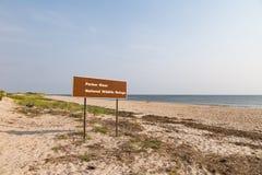 帕克河全国野生生物保护区 免版税库存照片