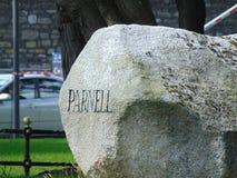 帕内尔石头 免版税图库摄影