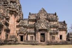 帕农敲响了历史公园Prasat帕农敲响的Hin 库存图片