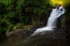 帕劳瀑布在泰国 免版税库存照片