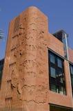 帕劳de La Musica Catalana。 免版税库存图片
