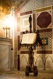 帕勒泰恩教堂-巴勒莫,西西里岛 图库摄影