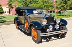 1929年帕卡德模型640开放游览 免版税库存照片