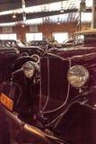 1932年帕卡德900小轿车 库存图片