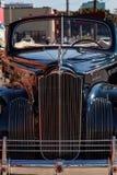 1941年帕卡德110敞篷车小轿车 库存照片