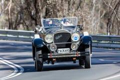 1929年帕卡德640跑车 图库摄影