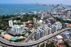 帕塔亚,泰国 免版税库存照片