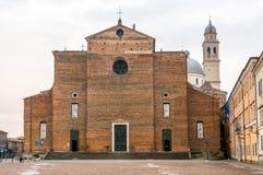 帕多瓦大教堂 免版税图库摄影