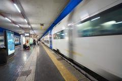 帕多瓦火车站 图库摄影