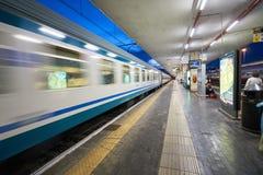 帕多瓦火车站 库存图片