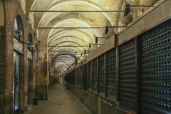 帕多瓦,威尼托,意大利古董店  库存图片