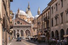 帕多瓦,意大利 免版税库存照片